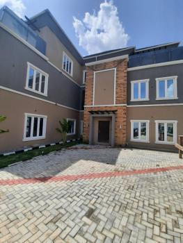 Luxury 4 Bedroom Terrace Duplex with  Bq, Mabuchi, Abuja, Terraced Duplex for Sale