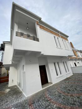 Top Notch 5 Bedroom Detached Duplex with Bq, By Second Toll Gate, Lekki, Lagos, Detached Duplex for Sale