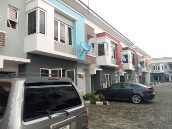Luxurious 4 Bedrooms Terraced Duplex with a Bq, Abraham Adesanya, Ajah, Lagos, Terraced Duplex for Rent