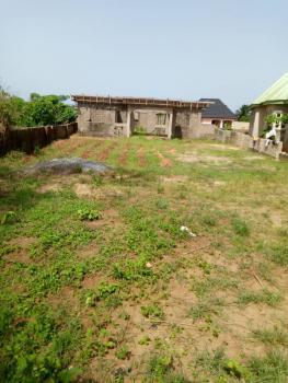 Uncompleted 3 Bedroom Bungalow., Makogi Village Near Ibafo., Ibafo, Ogun, Detached Bungalow for Sale