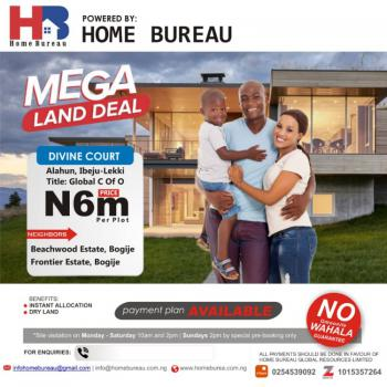 Cheap Plots of Land in Bogije, Gra Phase 1, Port Harcourt, Rivers, Mixed-use Land for Sale