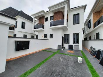Super Solid 4 Bedroom Semi Detached Duplex with a Large Boys Quater, Ikota Villa Estate, Ikota, Lekki, Lagos, Semi-detached Duplex for Rent