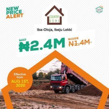 Country Home Estate, Iba Oloja, Akodo Ise, Ibeju Lekki, Lagos, Residential Land for Sale