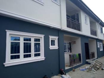 Brand New Executive 2 Bedrooms, All Ensuite with Visitors Toilet, Pop, Unity Estate, Abule Odun, Egbeda, Alimosho, Lagos, Flat for Rent