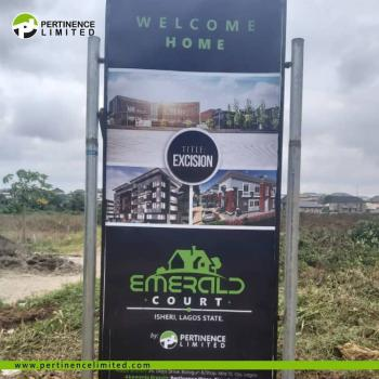 Dry Land, Emerald Court, Isheri, Lagos, Residential Land for Sale