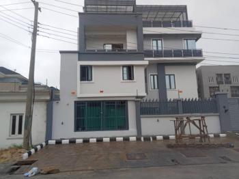 5 Bedrooms Twin Duplex with a Standard Maids Room Each, Lekki Phase 1, Lekki, Lagos, Semi-detached Duplex for Rent