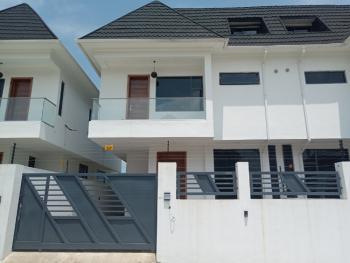Top Notch 4 Bedroom Semi Detached Duplex with a Bq, Idado Estate, Lekki Phase 2, Lekki, Lagos, Semi-detached Duplex for Sale