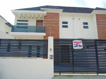 Tastefully Finished 4 Bedroom Semi Detached Duplex with a Bq, Idado Estate, Lekki, Lagos, Semi-detached Duplex for Rent
