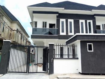 Spectacular 4 Bedroom Semi Detached Duplex with a Bq, Idado Estate, Lekki, Lagos, Semi-detached Duplex for Sale