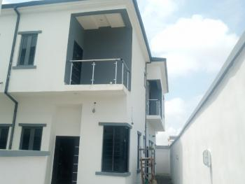 Tastefully Finished 4 Bedroom Semi Detached Duplex with a Bq, Idado Estate, Lekki, Lagos, Semi-detached Duplex for Sale