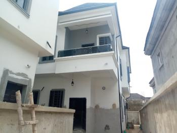 Spacious 4 Bedroom Semi Detached Duplex with a Bq, Idado Estate, Lekki, Lagos, Semi-detached Duplex for Sale