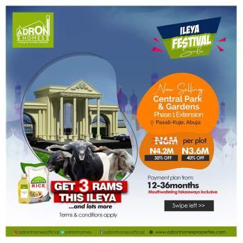 West Park and Gardens, Ayegun Oleyo, Ibadan, Oluyole, Oyo, Land for Sale