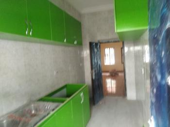 Brand New Mini Flat with Pop, Upstairs in a Serene Neighborhood, Greenfield Estate, Ago Palace, Isolo, Lagos, Mini Flat for Rent
