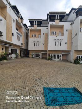 Luxury 5 Bedroom, Guzape District, Abuja, Terraced Duplex for Rent