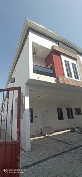 4 Bedroon Terrace Duplex, Eleganzer Orchid Road, Lafiaji, Lekki, Lagos, Terraced Duplex for Sale