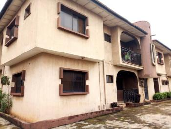 Large 3 Bedrooms Ground Floor 3 Toilets/2 Baths with Standard Wardrobe, Ile Epo Oba, Sabo Bus-stop By Laspotech Staff Stars on Ironing Road, Ikorodu, Lagos, House for Rent