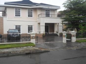 Fully Furnished 5 Bedrooms Duplex, with 2 Rooms Bq., Carlton Gate Estate, Off Chevron Drive, Lekki Phase 2, Lekki, Lagos, Detached Duplex for Sale