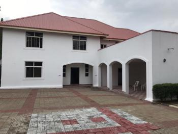 Exquisitely Finished 5 Bedroom Detached Duplex+2rms Bq.spacious Rooms, Maitama District, Abuja, Detached Duplex for Rent