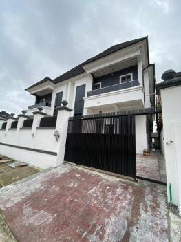 Newly Built & Well Finished 4bedroom Duplex, Osapa, Lekki, Lagos, Semi-detached Duplex for Sale