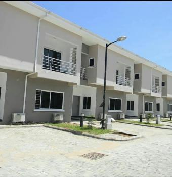Luxury Duplex with Bq in a Serene Estate, Lekki Phase 1, Lekki, Lagos, Terraced Duplex for Sale