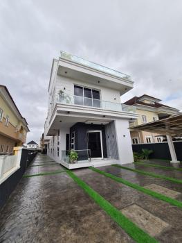 Executive 4 Bedroom Detached Duplex with Cinema + Swimming Pool., Arcadia Groove Estate., Osapa, Lekki, Lagos, Detached Duplex for Sale