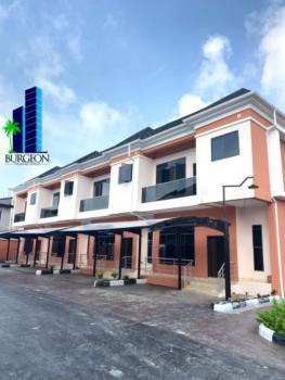 Brand New 4 Bedrooms +1 Bq Terraces, Ikate, Lekki, Lagos, Terraced Duplex for Sale