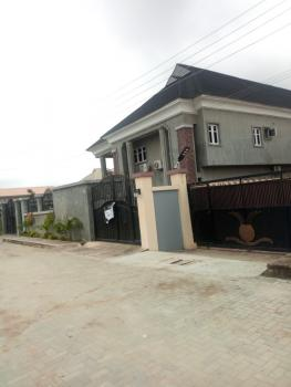 Newly Built 3 Bedroom Flat, Marshy Hill Estate, Akins, Ado, Ajah, Lagos, Flat for Rent
