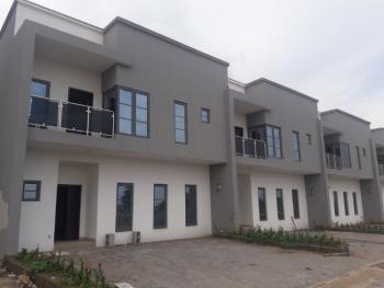 Luxury 3 Bedroom Terrace Duplex, Dakwo, Abuja, Terraced Duplex for Sale
