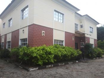 9 Bedroom Fully Detached House + Guest Chalet + Bq + Swimming Pool, Jabi, Jabi, Abuja, Detached Duplex for Sale