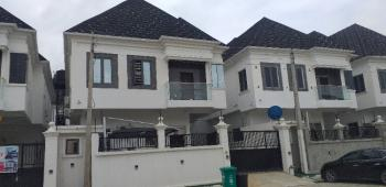 Luxury 5 Bedrooms Detached Duplex with Bq and Excellent Facilities, Chevron, Lafiaji, Lekki, Lagos, Detached Duplex for Rent