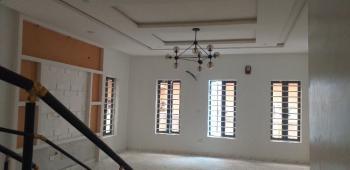 Tastefully Finished 5bedrooms Detached Duplex with Bq, Chevron, Lafiaji, Lekki, Lagos, Detached Duplex for Sale