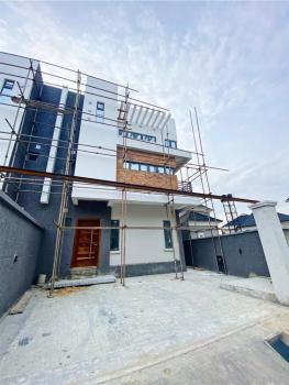 Contemporary 4 Bedroom.semi Detached Duplex with a Bq, Osapa, Lekki, Lagos, Semi-detached Duplex for Sale