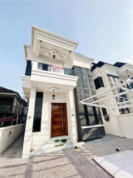 Luxurious 5 Bedroom Detached Duplex with a Bq, Chevron, Lekki, Lagos, Detached Duplex for Sale