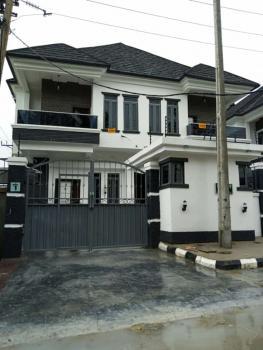 New 4 Bedrooms Semi Detached Duplex with Bq, Chevron, Lekki Phase 2, Lekki, Lagos, Semi-detached Duplex for Sale