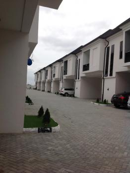 Brand New 4 Bedroom Terraced Duplex, Orchid Road, Lafiaji, Lekki, Lagos, Terraced Duplex for Rent