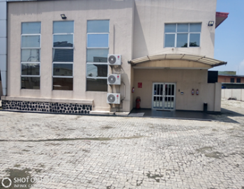 Open Plan Office Space Code Visland, Adeola Hopewell, Victoria Island (vi), Lagos, Office Space for Rent