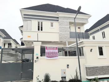 Brand New 5 Bedrooms Fully Detached Duplex on a Serene Environment, Chevron, Lekki Phase 2, Lekki, Lagos, Detached Duplex for Rent