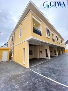 Tastefully-built 4 Bedroom Terraced Duplex, Chevron, Lekki, Lagos, Terraced Duplex for Sale