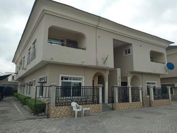 Serviced 4 Bedrooms Semi Detached Duplex Plus Bq, Palace Road, Oniru, Victoria Island (vi), Lagos, Semi-detached Duplex for Rent