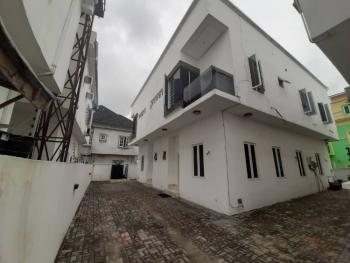 4 Bedroom Semi Detached Duplex with Bq, Shoprite Road Osapa, Osapa, Lekki, Lagos, Semi-detached Duplex for Sale