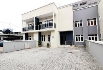 4 Bedroom Semi Detached House with a Maids Room, Dideolu Estate, Victoria Island Extension, Victoria Island (vi), Lagos, Semi-detached Duplex for Rent