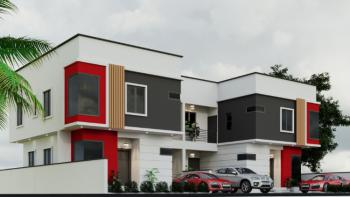 Pay Instalmentally for 15 Years After Payment of Equity Contribution, Bella Court, Ikate, Lekki, Lagos, Semi-detached Duplex for Sale