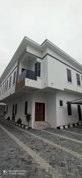 Very Spacious 4 Bedroom with a Room Bq., Chevron Drive, Lekki Phase 1, Lekki, Lagos, Semi-detached Duplex for Sale