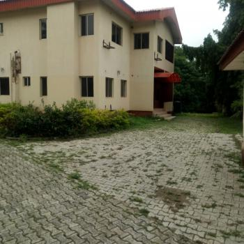 a Good 5 Bedrooms Fully Detached Duplex with 2 Rooms Bq, Maitama District, Abuja, Detached Duplex for Rent