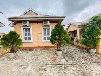 Tastefully Finished 4 Bedrooms Bungalow with Ac Already Installed, Northern Foreshore Estate, Lekki Phase 2, Lekki, Lagos, Detached Bungalow for Rent