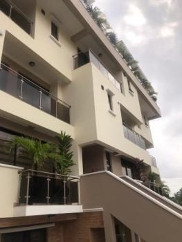 Luxury 3 Bedrooms Terrace + 1 Room Bq + Acs + Fitted Kitchen + Swimming Pool, Ikoyi, Lagos, Terraced Duplex for Rent