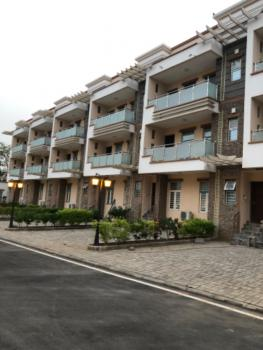 4 Bedrooms Terrace Duplex with a Room Boys Quarters., Off Ademola Adetokunbo, Wuse 2, Abuja, Terraced Duplex for Sale