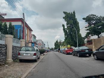 a Strategic Land in a Superb Busy Location., Area 11, Portharcourt Crescent, After Fcmb, Garki, Abuja, Commercial Land for Sale
