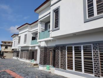 Luxury 4 Bedroom Fully Detached Duplex, Behind Michael and Solomon By God Is Good Motors, Ajiwe, Ajah, Lagos, Detached Duplex for Sale