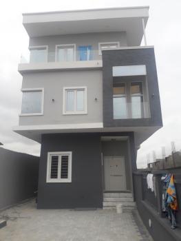 Brand New 4 Bedrooms Semi Detached Duplex, Behind Enyo Filling Station, Ilasan, Lekki, Lagos, Semi-detached Duplex for Rent